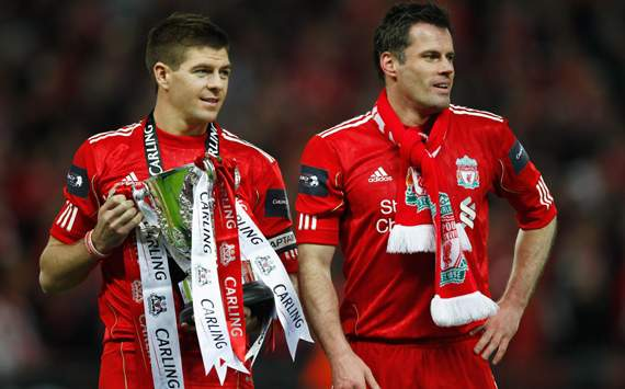 Brendan Rodgers: Steven Gerrard-Jamie Carragher Sangat Penting Untuk Klub