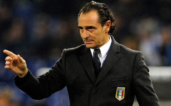 Italy job prevents Prandelli from taking over at Inter