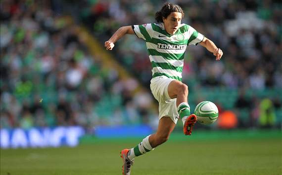 Efraín Juárez, Celtic (Getty)