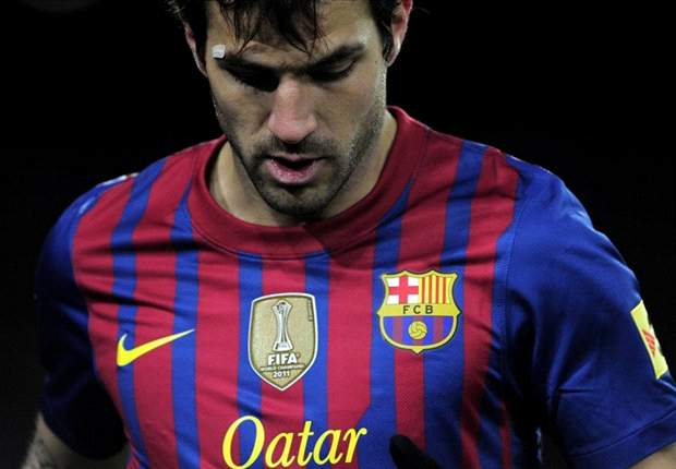 Fabregas backs Barcelona's decision to turn to Vilanova