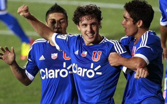 Why Manchester United must leave wonderkid Angelo Henriquez in Chile