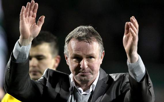 Northern Ireland manager Michael O'Neill to scout Airtricity League for talent