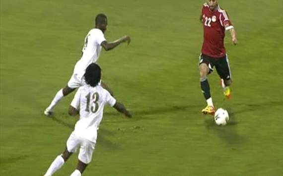 Egypt 3-0 Togo: Mohamed Salah nets brace in Pharaohs win