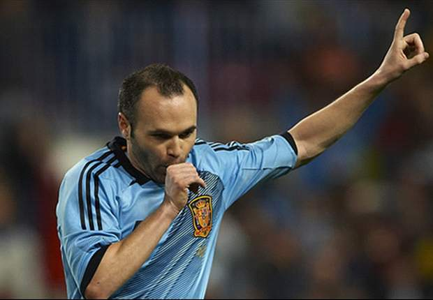Iniesta: Euro 2012 will be harder than World Cup 2010