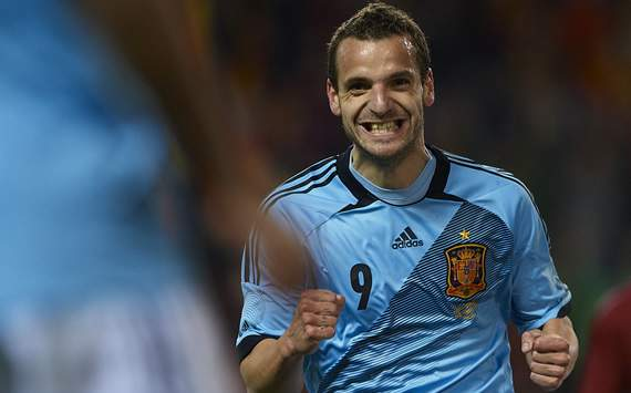 Soldado: I will surely be at Euro 2012 if I keep playing this way