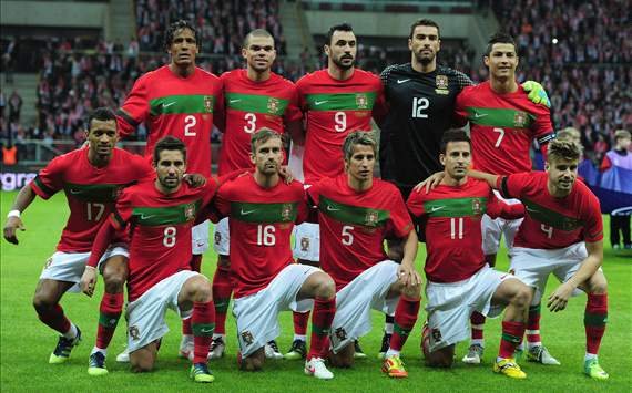 Euro 2012 Tactical Analysis: Portugal - Reliant on the wings.....and a prayer!