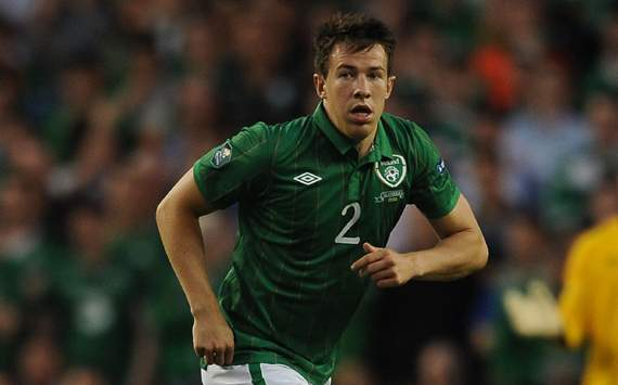 Leicester City defender Sean St Ledger returns to light training