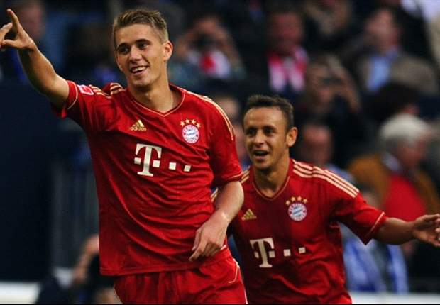 Petersen sees future at Bayern following Werder Bremen loan