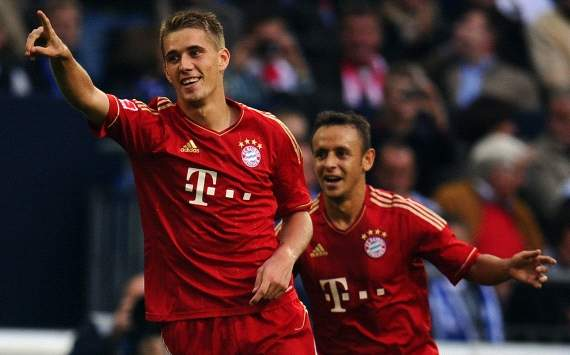 FC bayern Munich, Nils Petersen, Rafinha