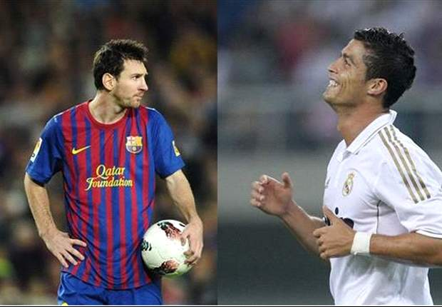 Lionel Messi, Cristiano Ronaldo and the nominees for Goal.com's Player of the Season in La Liga