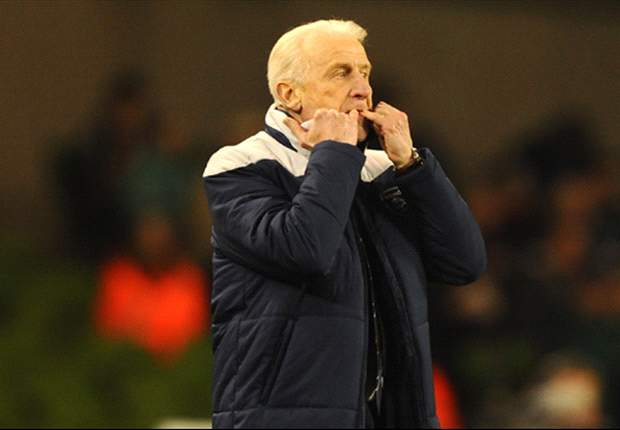 There is no masking the poor performance but Trapattoni must be given time