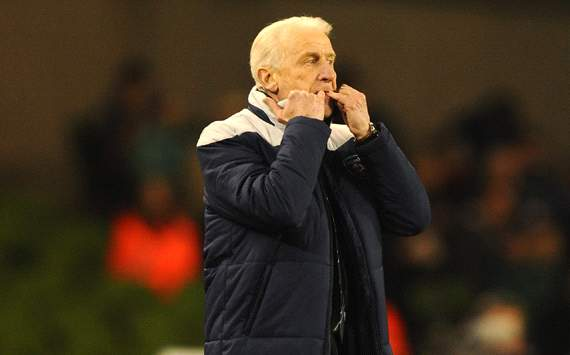 There's no masking the poor performance but Trapattoni must be given time