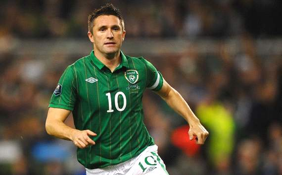 Republic of Ireland striker Robbie Keane passed fit for Euro 2012