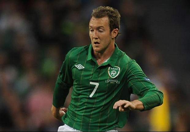 Ireland need to take it easy in training, says McGeady