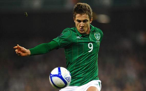Kevin Doyle of Republic of Ireland