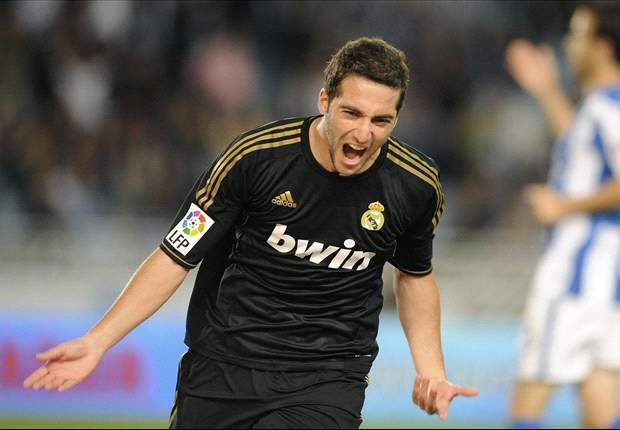 Higuain set to discuss Real Madrid future - report