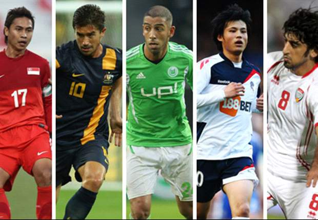 Miyaichi, Williams & Kewell - Who should be the Asian Player of the Month for February?