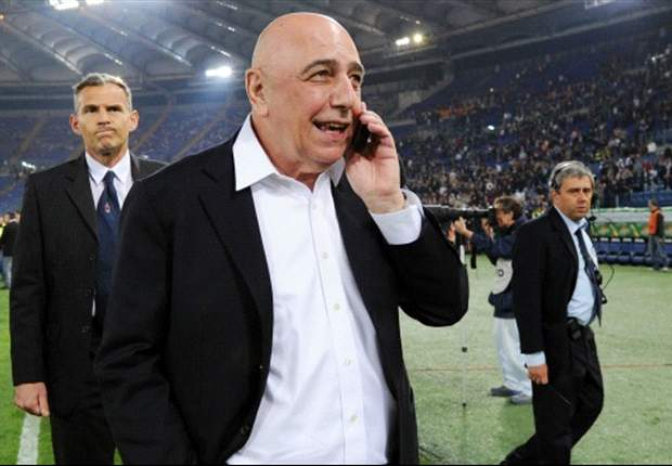 Galliani: I have a picture of Muntari's 'ghost goal' on my phone