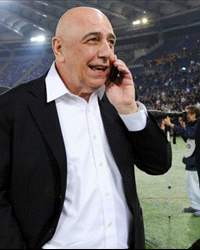 Adriano Galliani - Ac Milan (Getty Images)