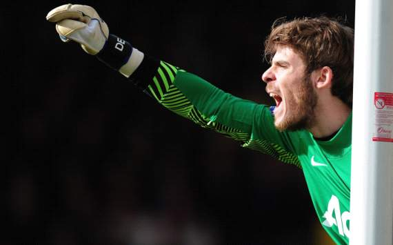 De Gea wants Olympic gold with Spain