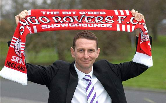 Sligo Rovers boss Ian Baraclough says that his players 'deserve the glory' after moving eight points clear