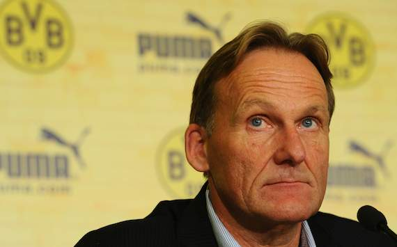 Dortmund's Watzke reveals positive relationship with Hoeness