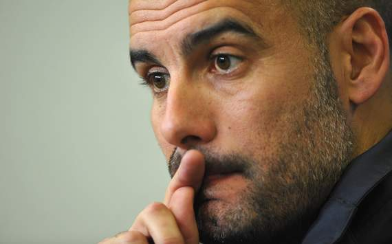 Guardiola: Chivas move not in my plans
