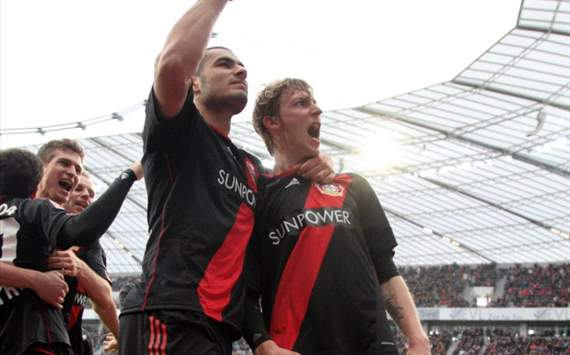 Bayer Leverkusen wins at home against Bayern Munich