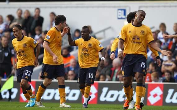 Premier League: El Everton de Stracqualursi queda en tablas ante QPR (1-1)