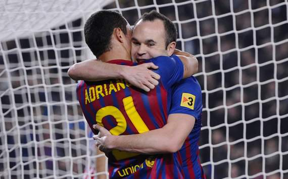 Iniesta: No excuses if Barcelona fail to beat AC Milan