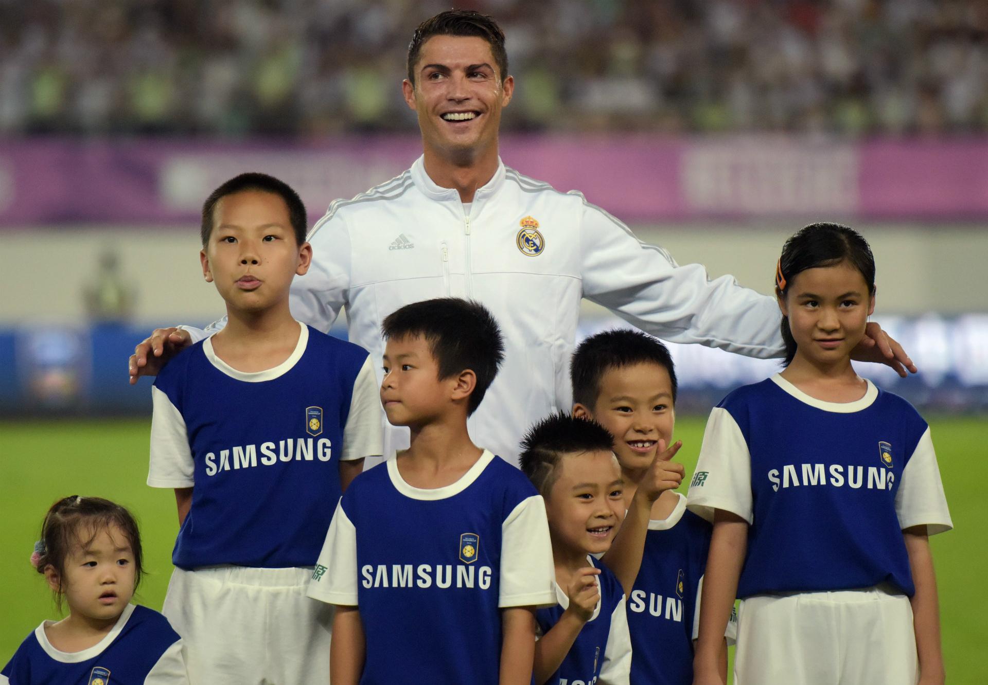 ¿Cristiano Ronaldo jugará en China? 0