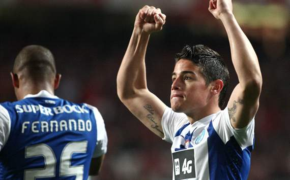 'I want to stay at Porto' - Rodriguez plays down Manchester United link