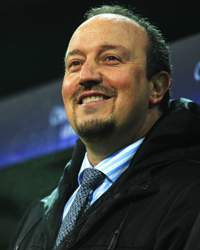 Champions League, Rafael Benitez, SV Werder Bremen v FC Internazionale Milano