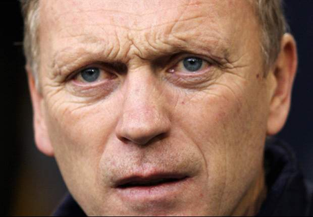 Moyes: We could have won, but a point at Stoke is a good result