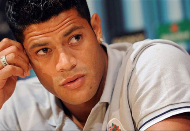 Portuguese Liga too small for Hulk, claims agent