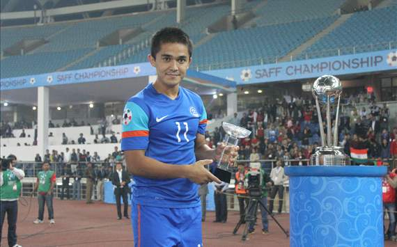"Official: Sunil Chhetri joins Sporting Clube de Portugal ""B"" side for next season"