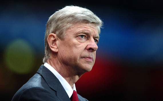 UEFA Champions League : Arsene Wenger, Arsenal FC v AC Milan