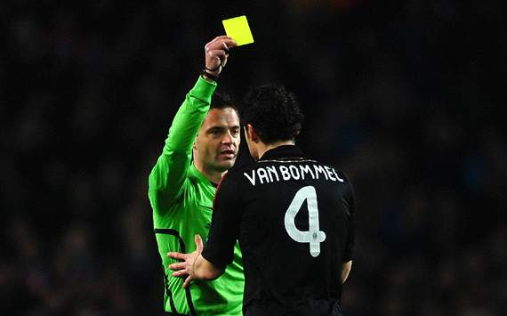 PROFIL Wasit Euro 2012: Damir Skomina