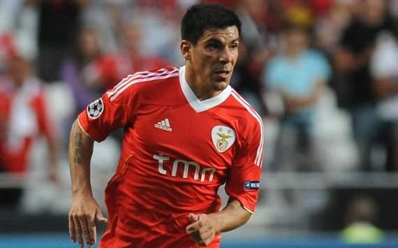 Maxi Pereira, Benfica