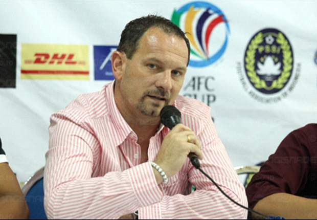 Arema coach Dejan Antonic remains optimistic ahead of crucial clash against Navibank Saigon