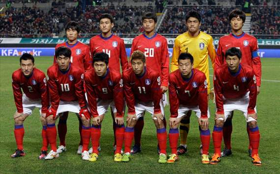 South Korea national team v Kuwait