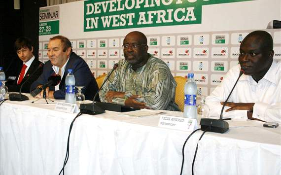 Lagos FA plans to revive football through Soccerex