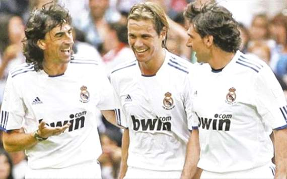Real Madrid veteranos