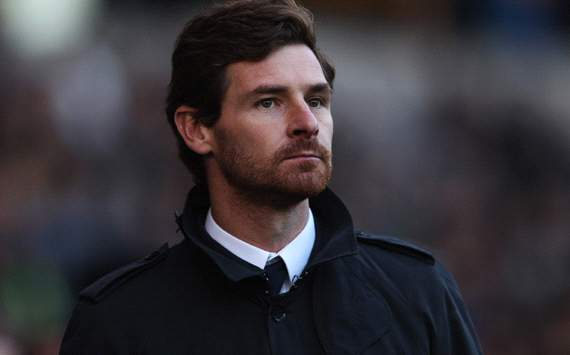 Tottenham boss Villas-Boas was rejected by Burnley