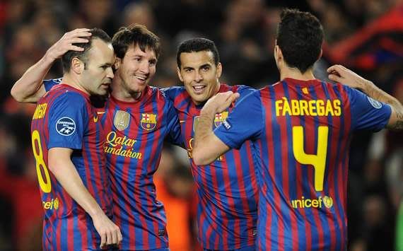 UEFA Champions League: FC Barcelona- Bayer Leverkusen