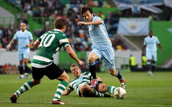 Manchester City vs Sporting CP