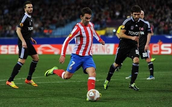 Besiktas vs Atletico Madrid