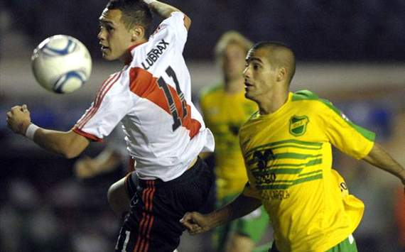 Lucas Ocampos - River vs Defensa y Justicia