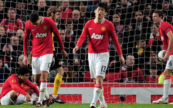 UEFA Europa League - Manchester United v Athletic Bilbao, Jonny Evans