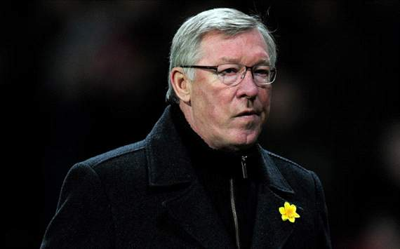 Sir Alex Ferguson: Referee had no choice but to dismiss Derry